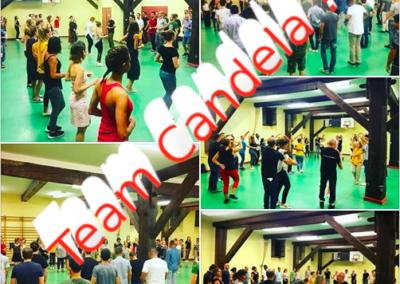 Team Candela 2018-2019