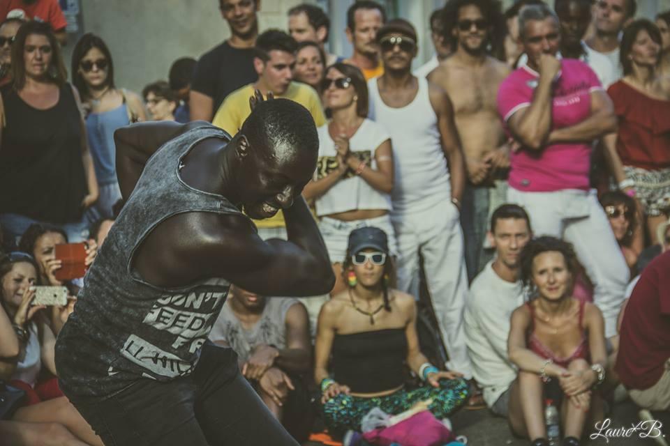 Cours de salsa. Musicalité: Samba et Rouguie